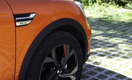 Renault Arkana E Tech 2021 Prueba 063