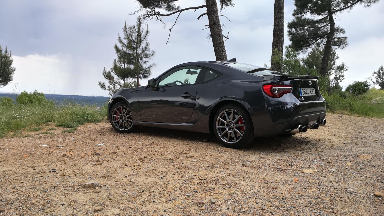Foto de Toyota GT86 - Fotos exteriores (8/34)
