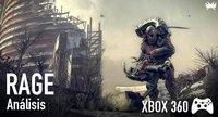 'RAGE' para Xbox 360: análisis