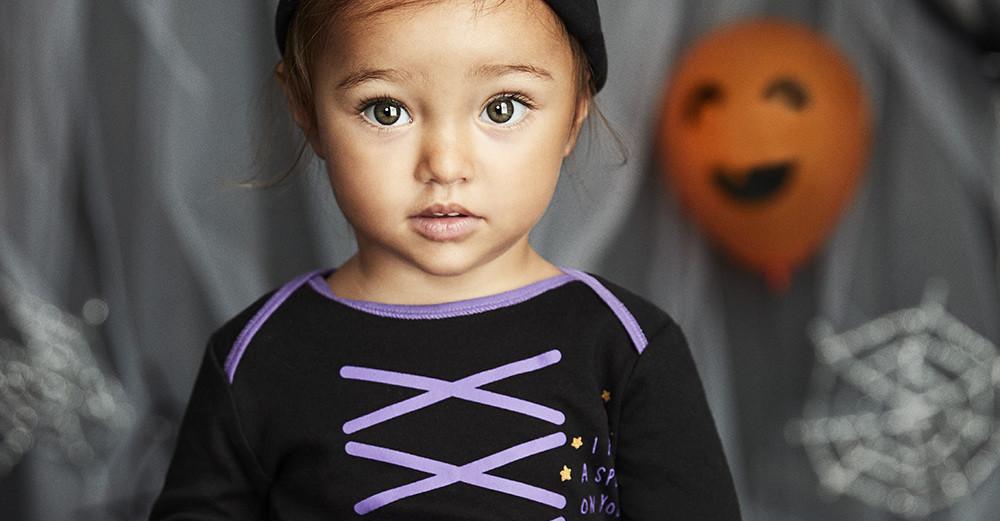 Truco o trato! Los 17 looks de Halloween más molones para bebés y niños e62437aea16