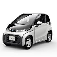 Este mini coche eléctrico es el anti smart fortwo EQ de Toyota: lo veremos en Tokio y anuncia 100 km de autonomía