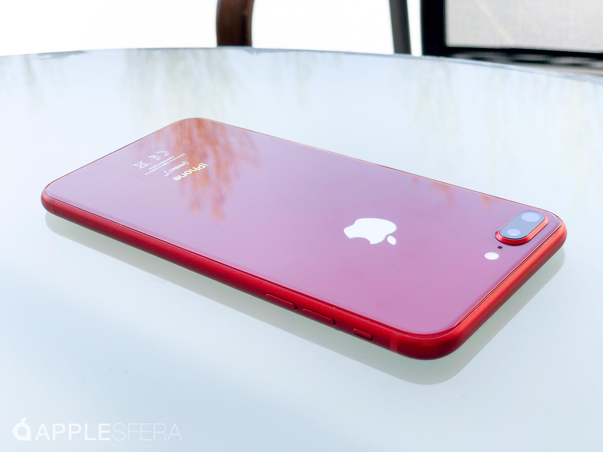 Foto de iPhone 8 Plus (RED) (19/28)