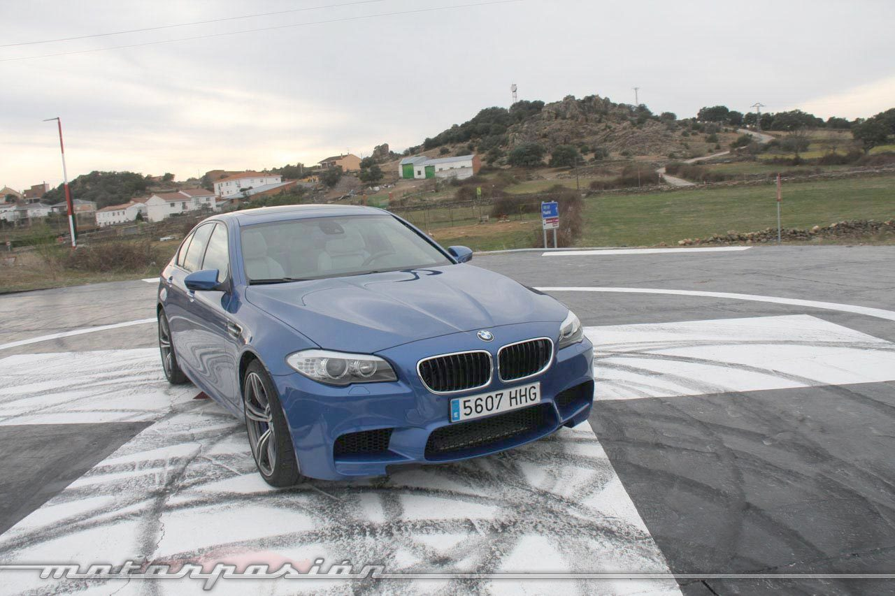 Foto de BMW M5 (Prueba) (106/136)