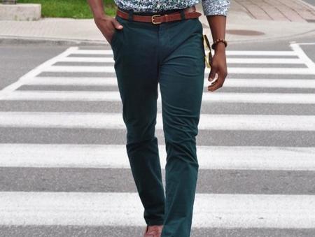 No seas gris: Cinco formas de usar pantalón de color este invierno