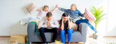 Cómo sobrellevar la cuarentena en casa con niños sin perder los nervios