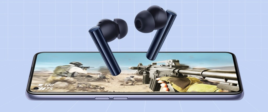 Realme Buds Air 2: cancelación de ruido activa y nuevo chip para unos auriculares TWS económicos