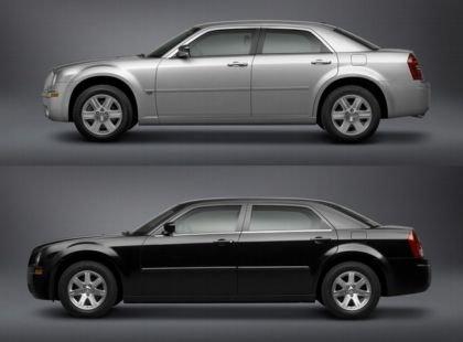 2007 Chrysler 300C Long Wheelbase