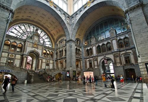 Las 21 estaciones de tren más bonitas del mundo