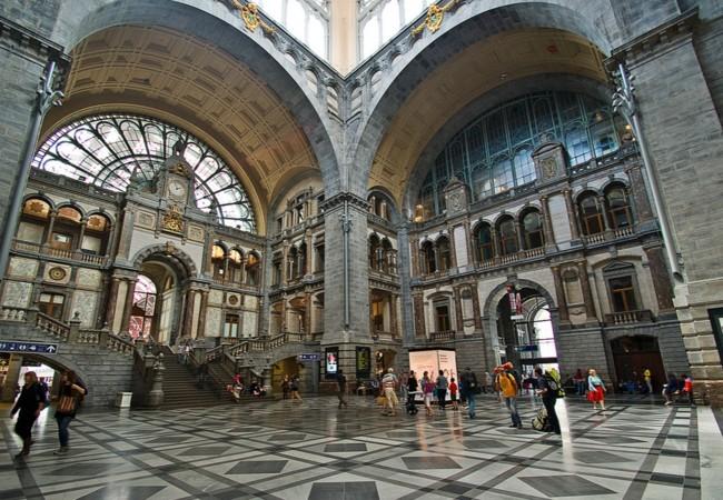 Las estaciones de tren más bonitas del mundo