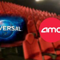 El nuevo acuerdo entre Universal Pictures y AMC permitirá publicar películas en iTunes 17 días después de su estreno en cines