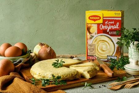 Tortilla De Patata Microondas Paquete