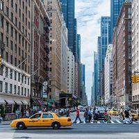 Manhattan tendrá su propio peaje urbano: acceder al centro en coche tendrá un precio a partir de 2021