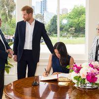 La gira del príncipe Harry en Australia o cómo estar siempre impecable sin corbata