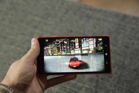 Asphalt en Nokia 1520
