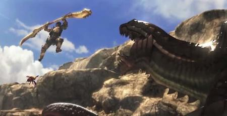 Así es el opening de Monster Hunter 4 Ultimate