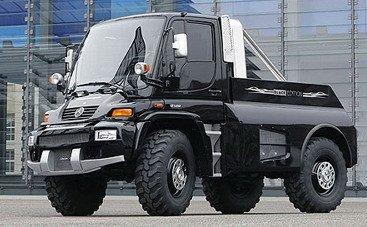 Brabus Unimog U500, el camión tuning
