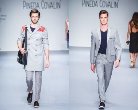 Pineda Covalin Primavera Verano 2016 Fashion Week Mexico