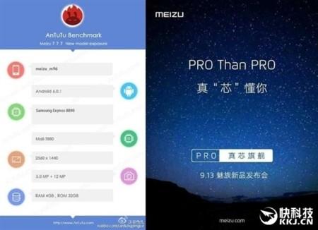 Meizu estrenaría su primer móvil con pantalla curva el 13 de septiembre