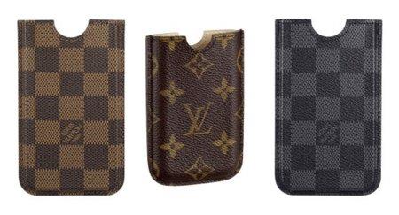 """Louis Vuitton tiene sus fundas para iPhone con un diseño """"muy original"""""""