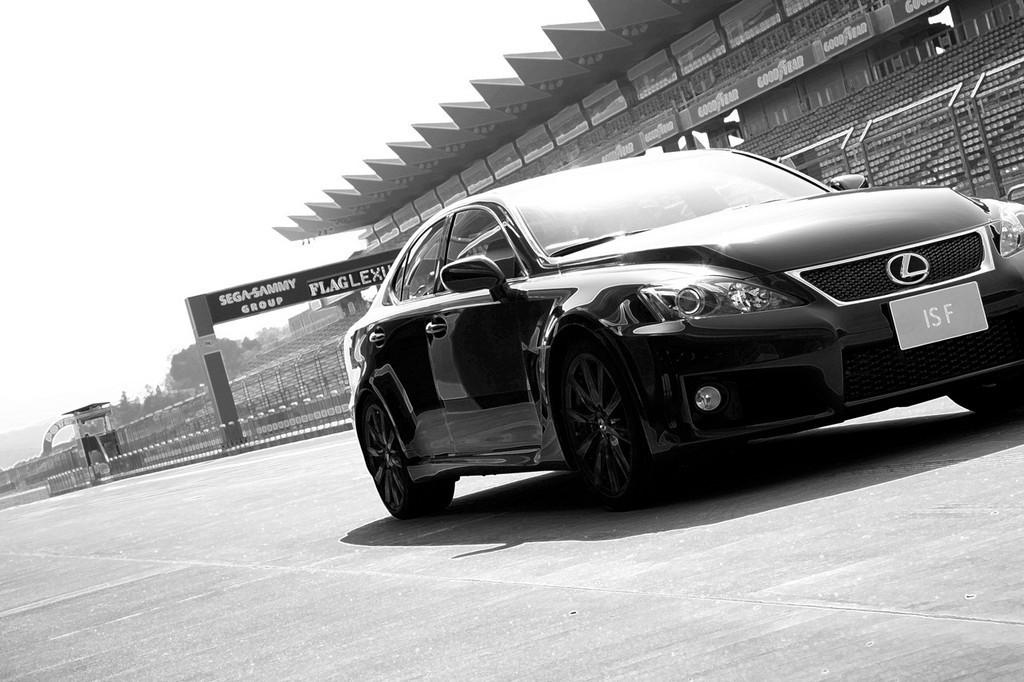 Foto de Lexus IS-F (46/111)