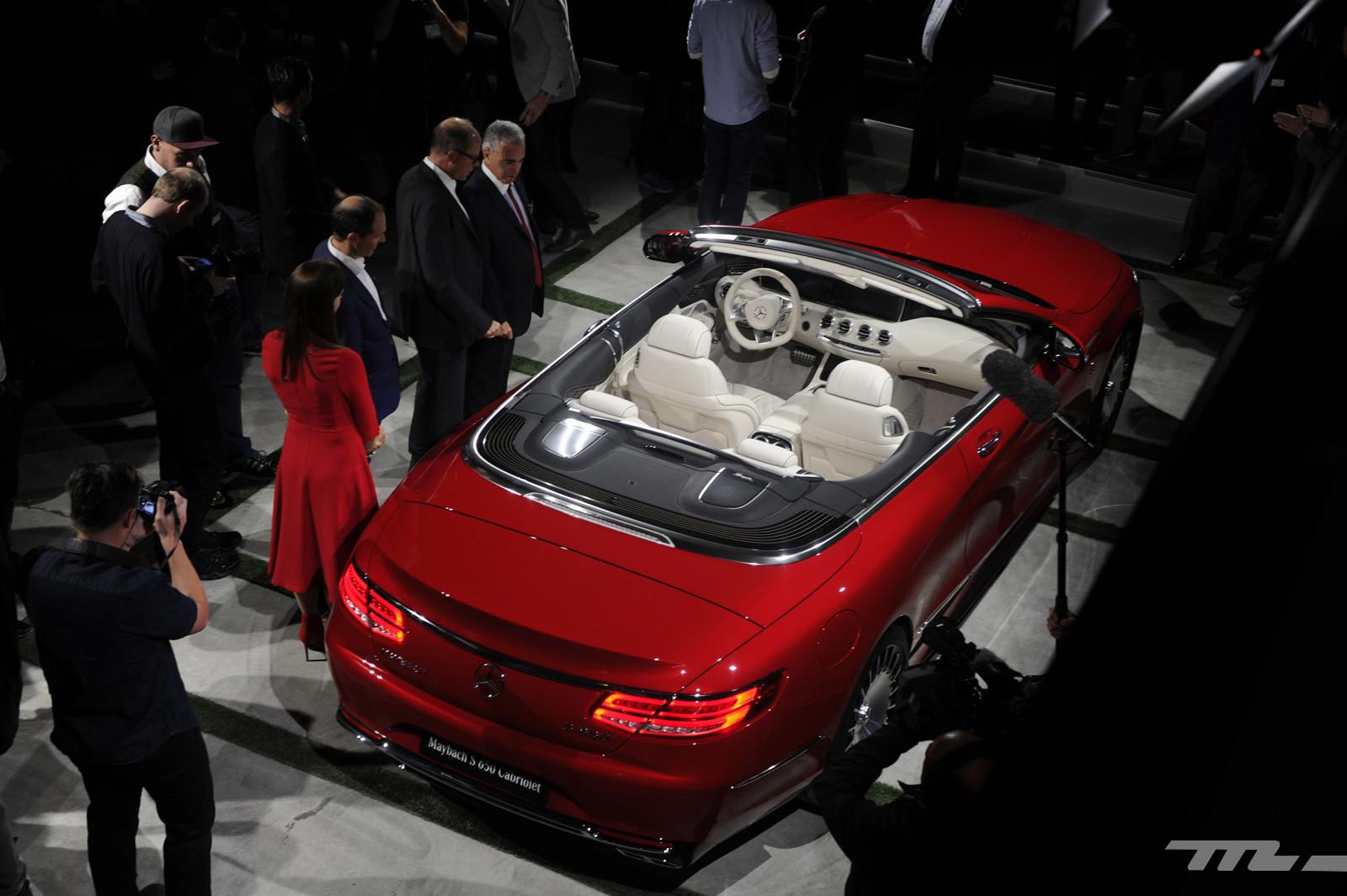 Foto de Mercedes-Maybach S 650 Cabrio (2/37)