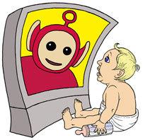 Un nuevo estudio vincula el incremento de casos de autismo con la televisión