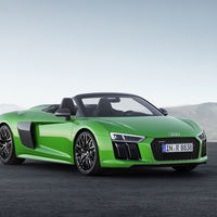 El nuevo Audi R8 Spyder V10 Plus tiene 610 caballos para que sólo veas pasar una mancha verde Micrommata