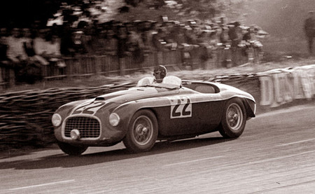 Luigi Chinetti Ferrari Le Mans 1949