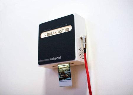 Instaprint, una mini impresora para tus fotos de Instagram