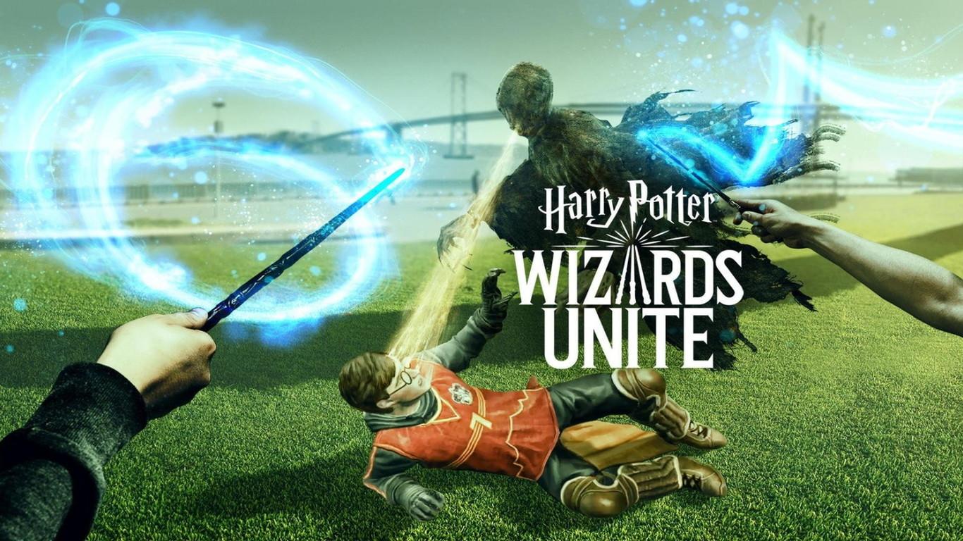 Resultado de imagen para harry potter wizards unite
