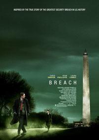 'El espía' ('Breach'), inmensa sobriedad