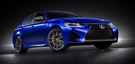 Lexus GS F 2015, la gran novedad para el Salón de Detroit