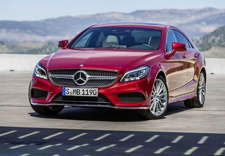 Mercedes-Benz CLS 2015 recibe cirugía plástica