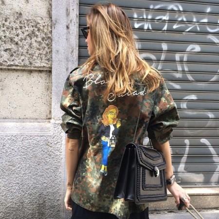 Duelo de estilos: las camisetas de las bloggers personalizadas