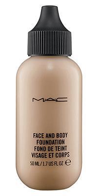MAC Face & Body base maquillaje