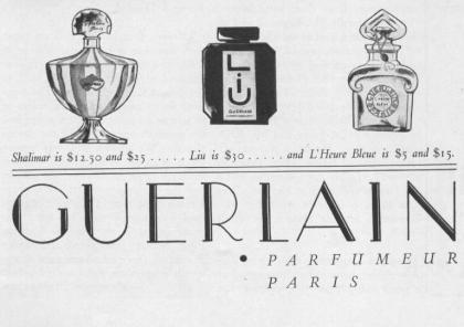 Los nombres del Lujo: GUERLAIN, la historia de un icono del lujo francés (I)
