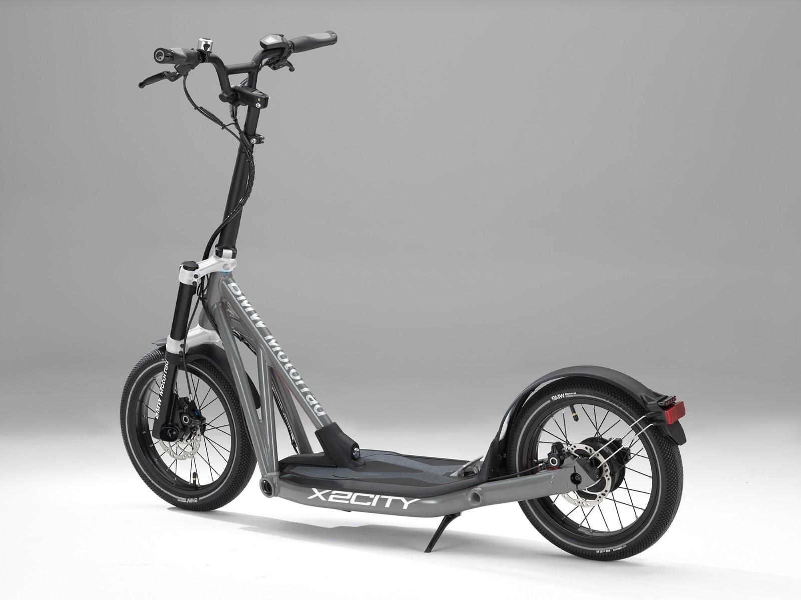 Foto de BMW Motorrad X2City, un patinete eléctrico de la marca alemana (7/10)