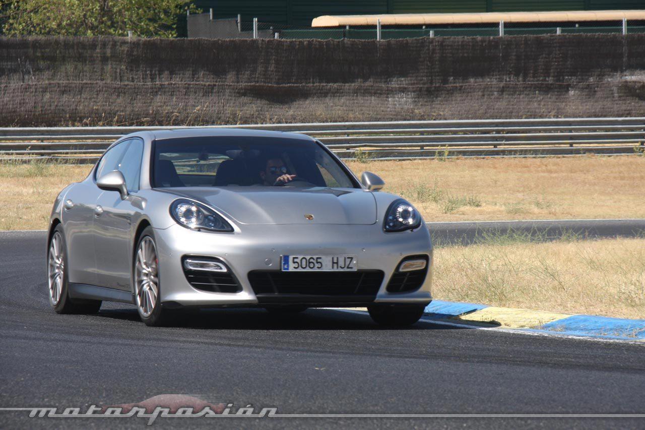Foto de Porsche Panamera GTS (Prueba) (111/135)
