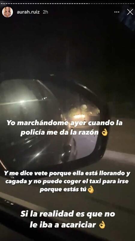 Aurah Ruiz Policia