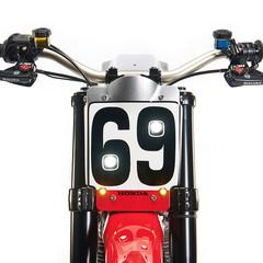 Foto 7 de 9 de la galería honda-xr650l-nicky-hayden en Motorpasion Moto