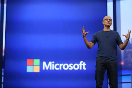 Nadella Microsoft Q3