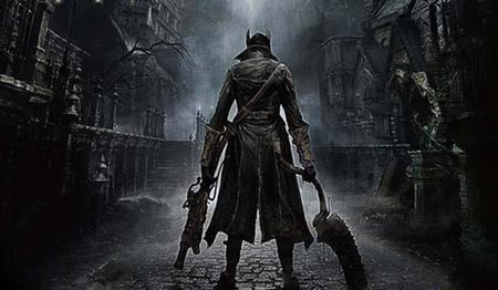 Así luce Bloodborne en el PS4
