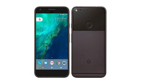 Hoy en Amazon, puedes hacerte a buen precio con el Google Pixel en todas sus variantes