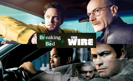 La imagen de la semana: 'Breaking Bad' al estilo de 'The Wire'
