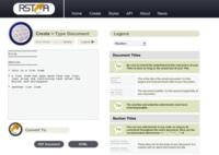 Rst2a, creando sencillos textos planos exportables a PDF y HTML