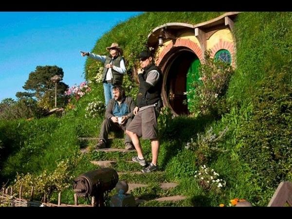 Foto de Fotografías del rodaje de El Hobbit (3/26)