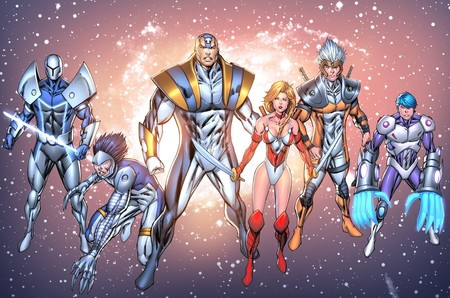 El universo extremo de Rob Liefeld, creador de Deadpool, dará el salto al cine