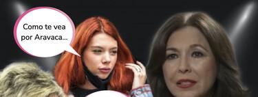 Terelu y Alejandra Rubio arremeten sin piedad contra Isabel Gemio tras la entrevista que le hizo a la Campos