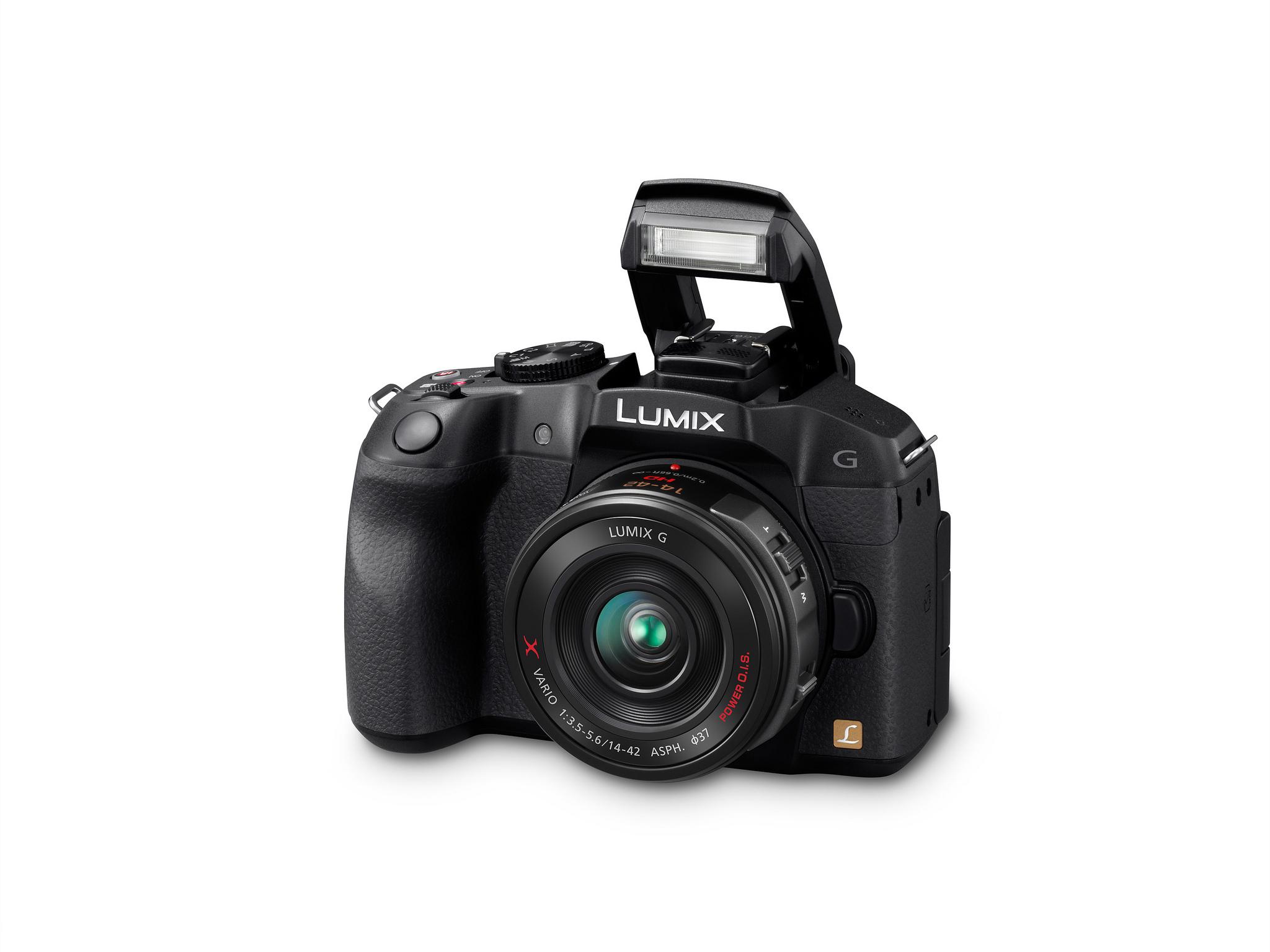Foto de Panasonic Lumix G6 en México (1/7)