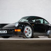 Porsche 964 Turbo S Leichtbau, una bruta rareza a subasta... que no será barata